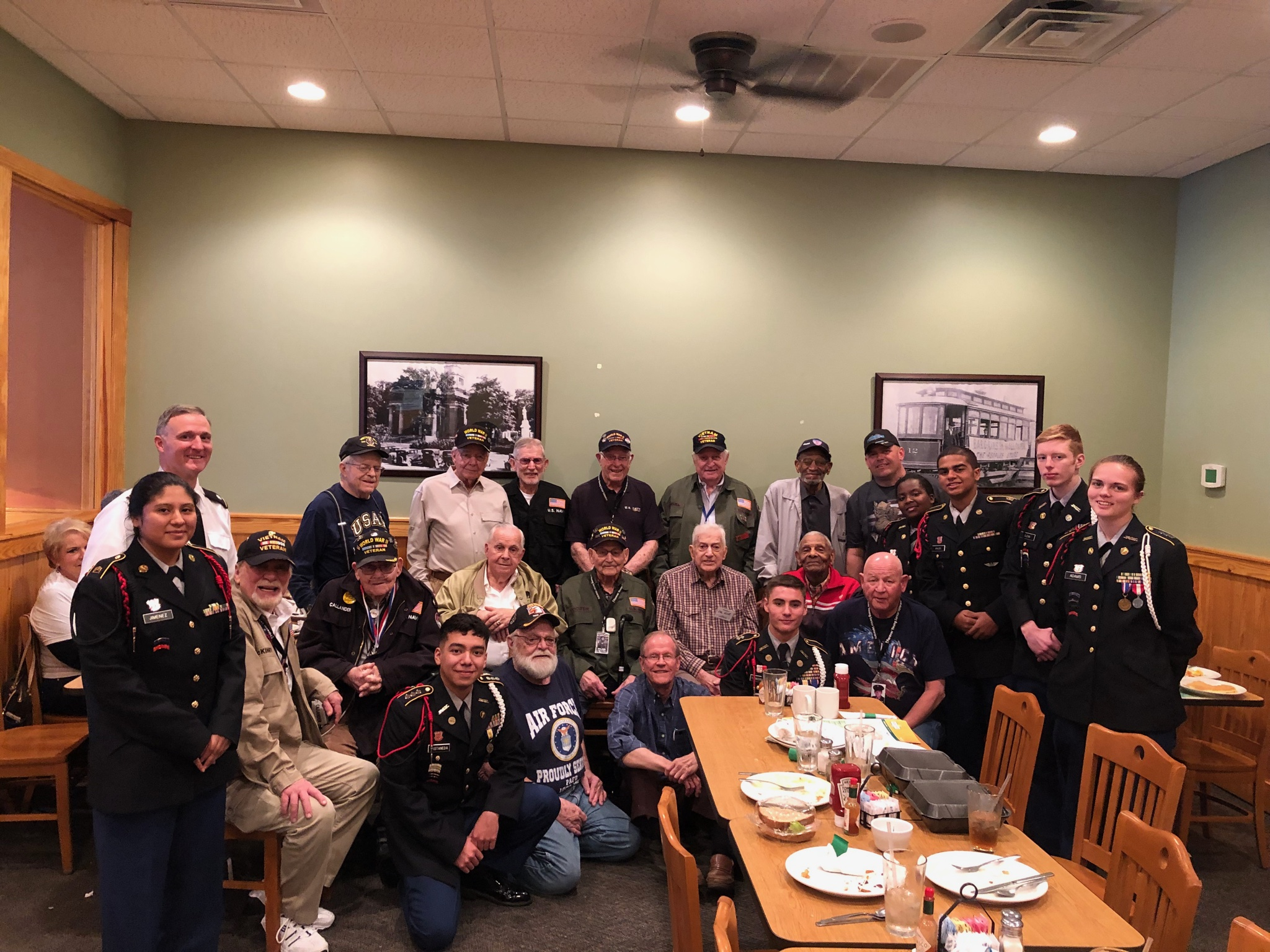 Honoring Senior Veterans in North Alabama