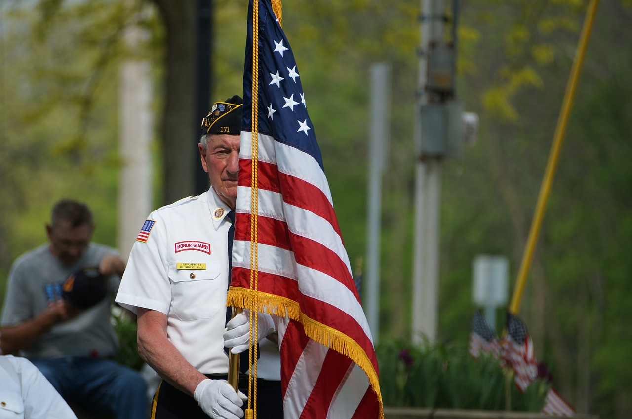 Honoring Senior Veterans